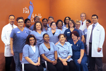 Foot and Ankle Center Staff