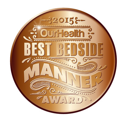 Best Bedside Manner Awards - Bronze