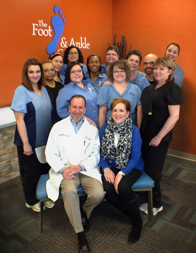 The Foot & Ankle Center Staff