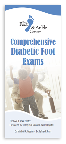 Comprehensive Diabetic Foot Exams