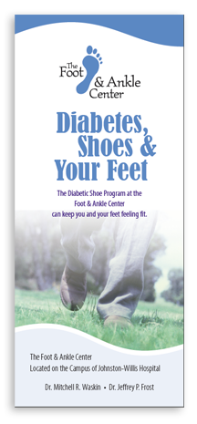 Diabetes, Shoes & Your Feet