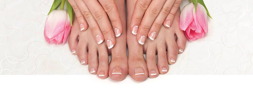 Manicure and Pedicure Options