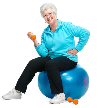 Physical Therapy Balance Exercise